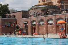 Advance file photoJoseph H. Lyons Pool in Tompkinsville was built during the Depression.