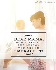 Do feel ready to say goodbye to your stage of motherhood? Are you always looking ahead to what's next, anxious for it? Every wise older mom will tell you it all goes too fast, you've heard it before.... but here's why it's important to embrace the season you're in right now for all it's got.