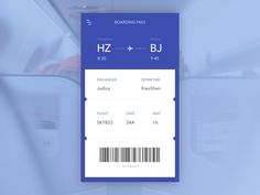 That's the practice of day 018. Hope you like it. This shot is a design of boarding pass