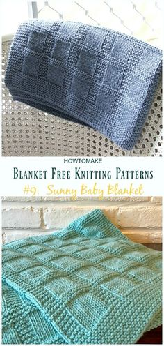 Easy Blanket Free Knitting Patterns To Level Up Your Knitting Skills - Amigurumi Crochet Knit. - Easy Blanket Free Knitting Patterns To Level Up Your Knitting Skills – Amigurumi Crochet Knitting - Free Baby Blanket Patterns, Knitting Patterns Free, Free Knitting, Free Pattern, Knitting Ideas, Crochet Patterns, Baby Blanket Knitting Patterns, Loom Patterns, Crochet Ideas