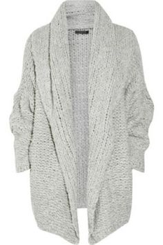 Donna Karen oversized cashmere sweater oh so cozy