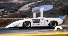 Jim Hall's incredibly ugly, yet innovative Chaparral 2H