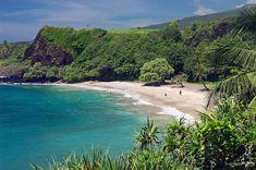 Swim at Hamoa Beach.