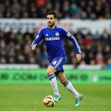 Cecs FabregasCecs Fabregas telah kembali untuk ikut berperan bagi Chelsea. Fabregas telah berhasil mengakhiri puasanya untuk cetak gol dan memberikan assistnya bagi klubnya.