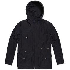 Beams Plus 60/40 Mountain Parka