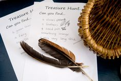 Great list of Treasure Hunt ideas. would be a fun little party to host for a gift registery party or showers...to have them search the store for items and then win prizes for the bridal or baby shower guests. to really get them to look thru the store and talking about what they like and want :)