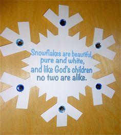 Terrific Preschool Years: Winter wonderland