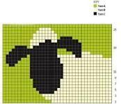 knit chart patterns - Google Search