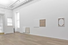 Claude Rutault  Galerie Perrotin, New York December 2014