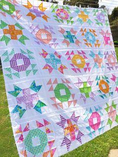 Fruit Tingle Quilt Pattern by Emma Jean Jansen
