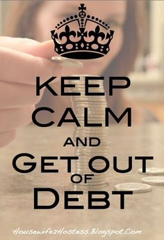 Keep calm and get out of debt! Housewife 2 Hostess : Budgeting 101 - The Dave Ramsey Way. Learn how to set and stick to your budget, plan for the future/ emergencies and pay for kids college Financial Peace, Financial Tips, Financial Quotes, Financial Planning, Financial Literacy, Keep Calm, Fee Du Logis, Money Makeover, Show Me The Money