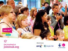 Tonnes of people came along for a great day of swimming at our Join In Summer 2013 event in Stalybridge swimming pool in Stockport. It was a fantastic day where volunteers got the opportunity to meet world famous swimmer Rebecca Adlington.