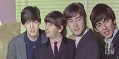 The Beatles Come To Town, 1963 Giclee Print by British Pathe at Art.com