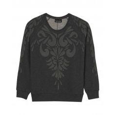 Baroque sweatshirt