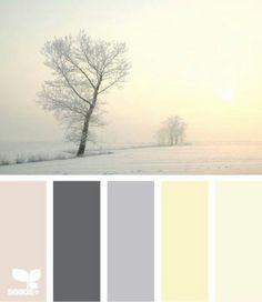 delish colors!