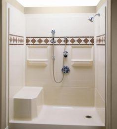 Massage Corner Shower Stalls And Acupressure On Pinterest