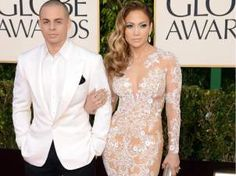 Jennifer Lopez and Casper Smart, seen at Golden Globes in 2013, split last summer after about five years together.