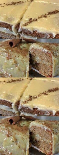 Bolo D Banana, Mole, Open House, Tiramisu, Cupcake Cakes, French Toast, Sandwiches, Brunch, Keto