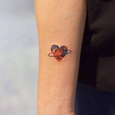 65 Mejores Imágenes De Tatuajes De Corazones Heart Tat Hearts Y