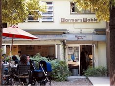 Located in Tokyo's fashionable Omotesando District, Farmer's Table is a cafe with an upstairs shop specializing in everyday objects for the ...