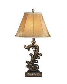 Kayla - Poly Table Lamp Set of 2