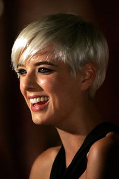 blonde pixie cut hairstyle for women Haircuts pixie cut hairstyles | hairstyles