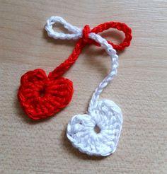 Martisor inimioare, snur traditional rosu alb, 1 Martie, romanian, Martenitsa #martisor Knit Crochet, Crochet Necklace, March, Traditional, Sewing, Knitting, Ebay, Embroidery, Kids