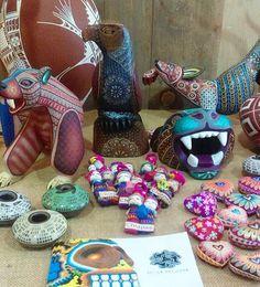 Ya los esperamos en @elbesohuasteco hoy y mañana venta especial con nuestra mejor selección. De #ArtePopular de #Mexico. #Arte #Artesania #Oaxaca #HechoenMexico #MadeinMexico #HechoaMano #HandMade #Guerrero #Guaje #Madera #Collar #Corazon #Ceramica #MataOrtiz #Chihuahua #Tona #Nahual #Alebrije #Jaguar #Quitapenas #Worrydoll por estilomexicano en Instagram http://ift.tt/1TLpw6C #navitips