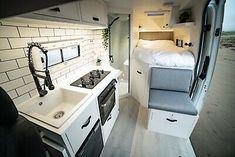 caravan interior 803892602224246753 - Caravan Decor 623818985870953452 Source by Modern Tiny House, Tiny House Living, Tiny House Design, Caravan Decor, Caravan Ideas, Trailer Decor, Kombi Home, Camper Van Conversion Diy, Van Conversion With Bathroom