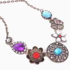 Bindi Necklace