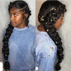 29 Best Black Girl Prom Hairstyles images