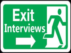 An exit interview is a survey conducted with an individual who is separating from an organization or relationship. Most commonly, this occurs between an employee and an organization, a student and an educational institution, or a member and an association.