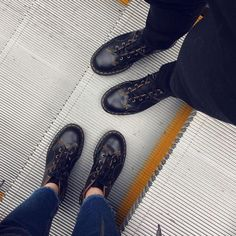 DOUBLE DOC'S: The Church Vintage boots, shared by moonyung2.