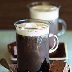 Keoke Coffee | MyRecipes.com The best cold weather drink ever, so cozy!