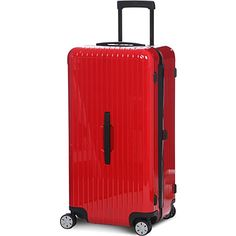 RIMOWA Salsa Sport four-wheel suitcase 80cm (Indian red