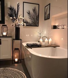 decor ideas-luxe-interior design-home-decor-living Bathroom scented candles are best option to go with for a peaceful bath time. Simple bathroom candles will enhance the beauty of the decor and make the space sensational and magical. Bad Inspiration, Bathroom Inspiration, Interior Inspiration, Fashion Inspiration, Fashion Ideas, Fashion Pics, Fashion Decor, Interior Ideas, Fashion Jewelry