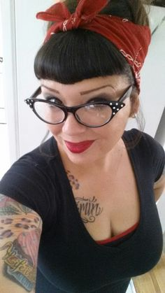 Rockabilly all day everyday ☆♡ http://thepinuppodcast.com shares this images to support pin up and rockabilly artists, models and photographers.