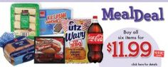Harris Teeter Meal Deal $11.99
