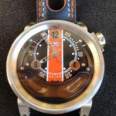 """Exquisite Timepieces®️ on Instagram: """"BRM Gulf Watch Limited Edition 2/100 #brm #watches #watch #gulf"""" Brm Watches, The 100, Instagram, Fancy Watches"""