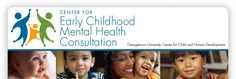 The Center for Early Childhood Mental Health Consultation - The Center gathers in one place a wide range of materials that address the needs of HS staff and families for practical guidance on effective ways to promote young children's social and emotional development, and reduce challenging behaviors.