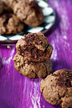 Hot Cocoa Cookies | The BEST EVER cookie recipe! MarlaMeridith.com ( @MarlaMeridith )