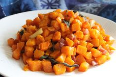 See Aimee Cook: Maple Roasted Butternut Squash