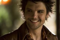 Andrew Lee Potts.  The hero of the book I dreamed up last night.