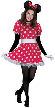 Costume Store - Minnie Mouse (Disney) Adult Costumes