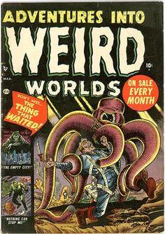 HORROR ILLUSTRATED: Pre Code Horror Comics