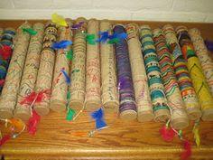 Music instruments preschool rain sticks 23 ideas for 2019 Native American Crafts, American Indians, American Art, American History, Art For Kids, Crafts For Kids, Arts And Crafts, Diy Crafts, Towel Crafts