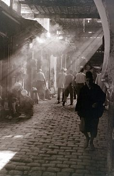1960's Fes. La Medina! much unchanged today