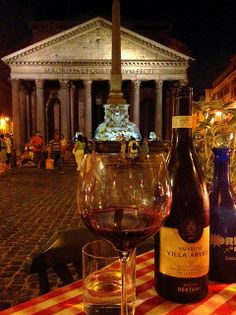 Late Dinner with a View of the Pantheon, Rome, I don't like cover up of stinky assholes leaders until now saying they are acting to save lives   where the real facts talk of murder, pollution, genocide and greed, http://dammebleustartgate2freedom.blogspot.ca/2013/09/how-to-heal-radiation-and-cancer-with.html
