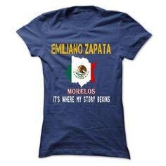 EMILIANO ZAPATA - Its where my story begins!