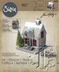 Sizzix Bigz Village Winter by Tim Holtz 660988